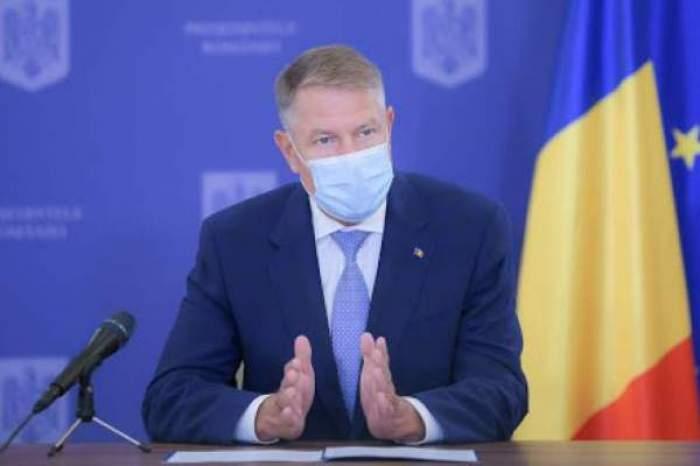 Reacția lui Klaus Iohannis după ce România se apropie de pragul de 5000 infectări COVID-19 pe zi