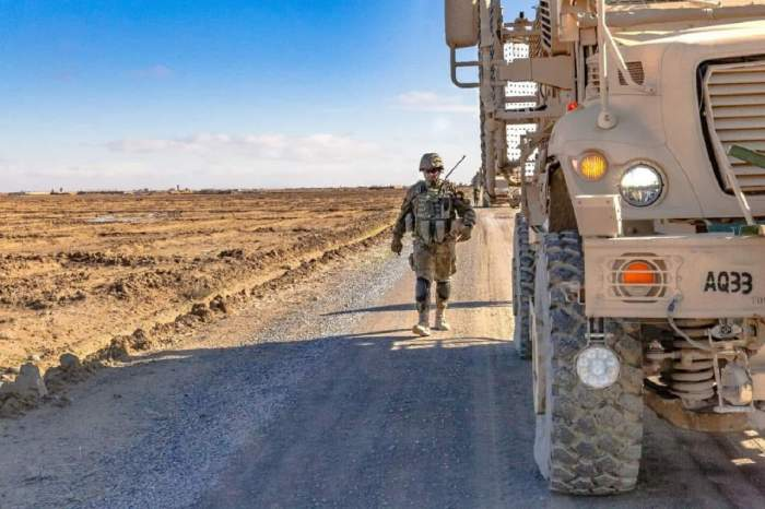 Doi militari români, răniți în Afganistan! Au fost atacați în timpul  unei misiuni