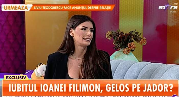 Ioana Filimon la Antena Stars