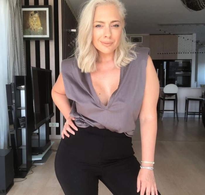Cum arăta Giulia Nahmany înainte să slăbească