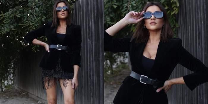 Claudia Pătrășcanu sexy