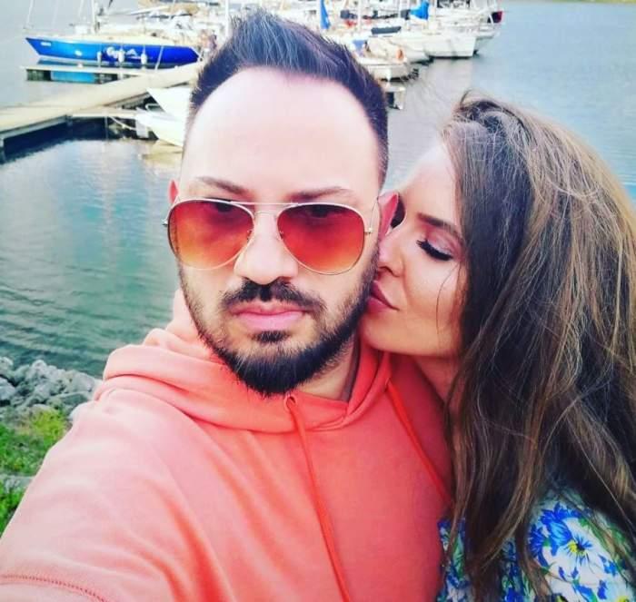 Mario Joy și iubita lui
