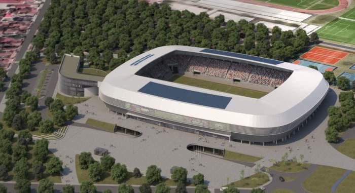 Ce oraș din România va avea stadion şi sală polivalentă de peste 70 de milioane de euro