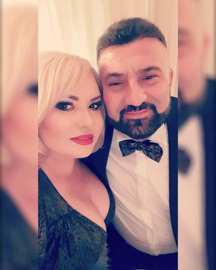 Viorica și Ioniță de la Clejani s-au fotografiat îmbrățișați, extrem de eleganți îmbrăcați
