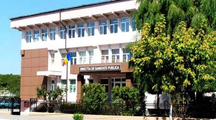 Direcția de Sănătate Publică Dâmbovița
