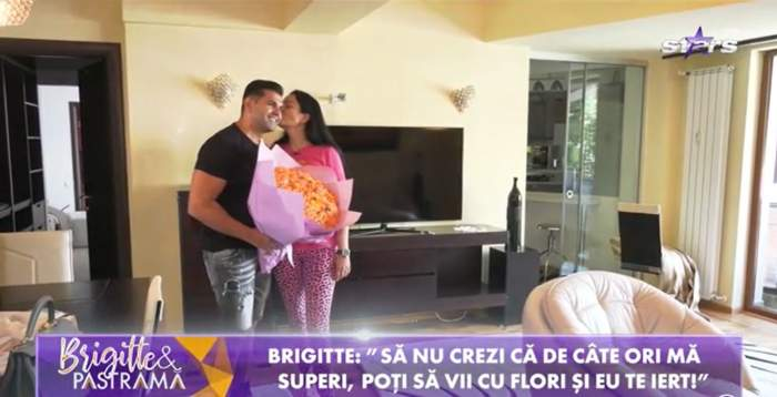 """Brigitte Pastramă, la un pas de o decizie radicală! Vedeta a ajuns la capătul puterilor, după cearta cu soțul său: """"Dacă nu eram pocăită..."""" / VIDEO"""