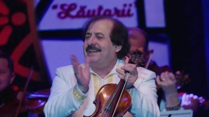 Nicolae Botgros pe scenă
