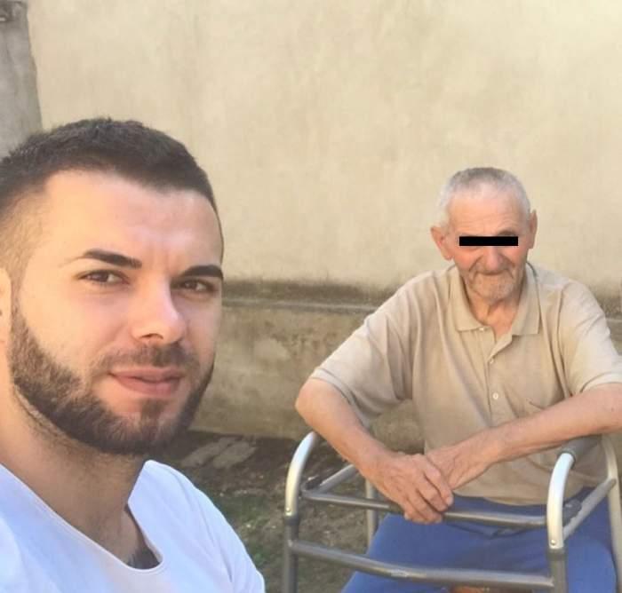 """Primele declarații ale lui Cristian Daminuță, după ce bunicul lui a murit! Fotbalistul încă nu își poate reveni din șoc: """"M-a dărâmat complet"""""""