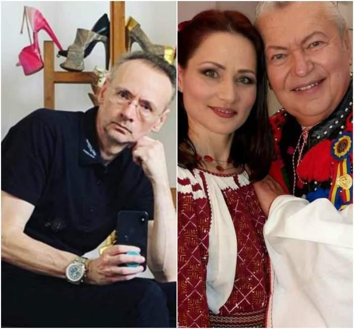 Colaj foto cu Mihai Albu, Gheorghe Tura și Nicoleta Voicu