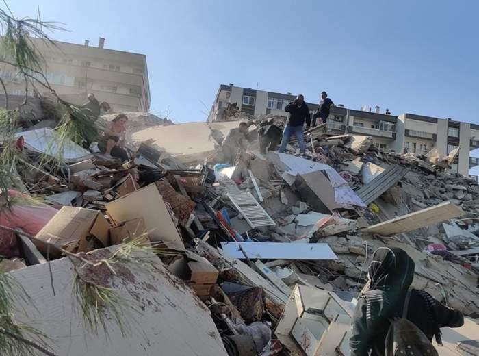 Cutremur puternic în Grecia! Seismul de 6.7 grade pe scara Richter s-a produs la granița cu Turcia / VIDEO