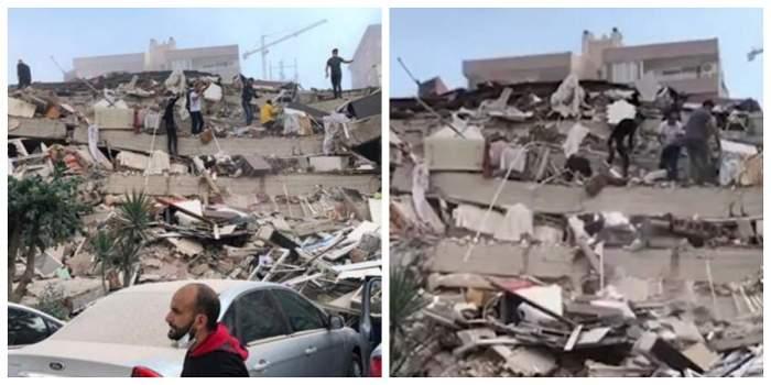 Alertă de tsunami în Grecia, în urma cutremurului devastator de 6,7 grade pe Richter de la granița cu Turcia!