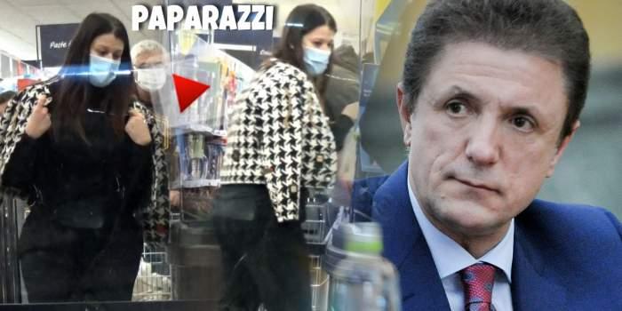 Luminița Popescu, foarte atentă la ce mănâncă. Soția lui Gică Popescu petrece minute în șir în fața rafurilor cu alimente / PAPARAZZI