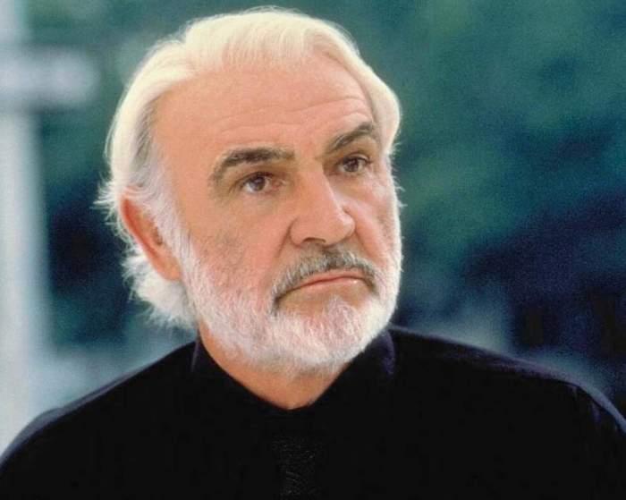 Actorul Sir Sean Connery, cunoscut pentru portretizarea lui James Bond, a murit!