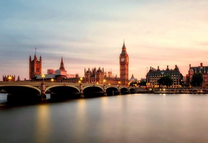 Imagine din Londra
