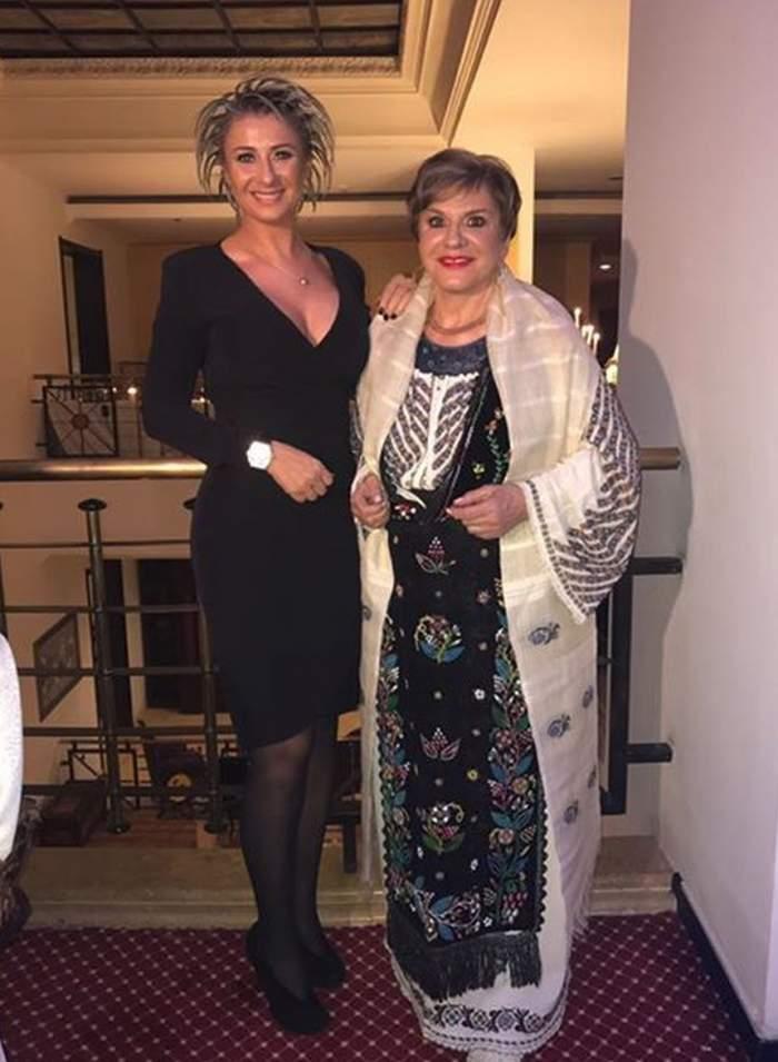 Anamaria Prodan si mama ei