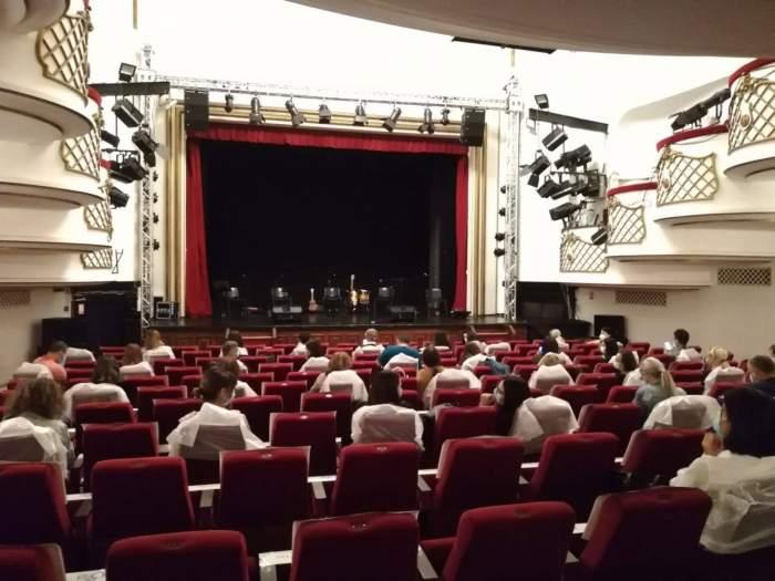 """Reacția managerului unui teatru din București, după anunțarea închiderii. """"Sunt foarte puţini, spre deloc, actori bolnavi de COVID"""""""
