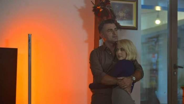 Lidia Buble și Cornel Ilie în videoclip