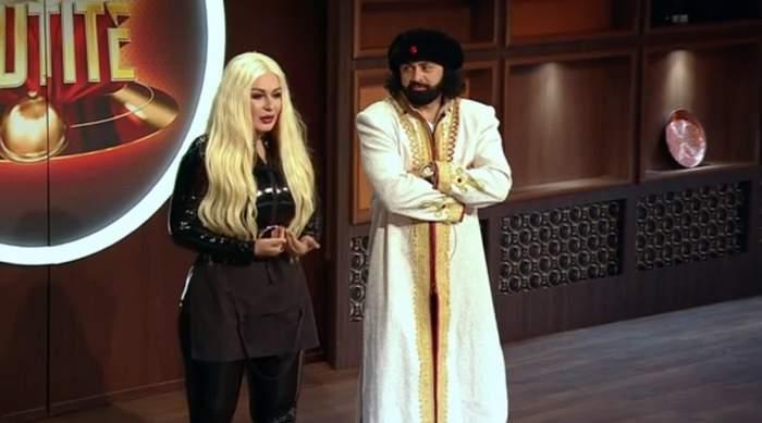 Lena Horvath și Ali Sultanul la Chefi la cuțite, 7 octombrie 2020