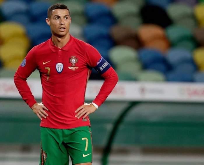Casa lui Cristiano Ronaldo a fost jefuită