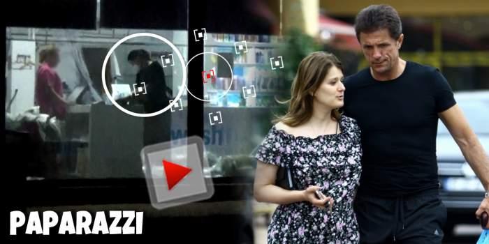 Soția lui Gică Popescu, probleme la curățătorie! Era să rămână fără haine! / VIDEO PAPARAZZI