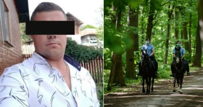 El e bărbatul care a ucis o femeie în Prahova! I-a aruncat trupul fără viață într-o râpă pentru a putea fi mâncat de lupi! / FOTO