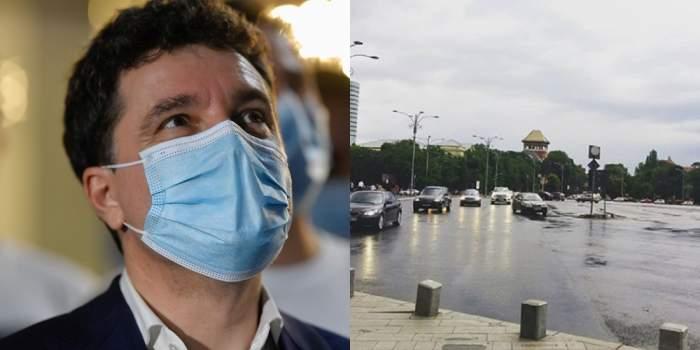 Nicușor Dan și București