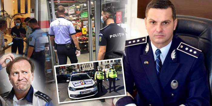 Poliția Capitalei, gafă uriașă, în plină pandemie / Agenții trimiși în stradă să dea amenzi au primit un ordin greșit!