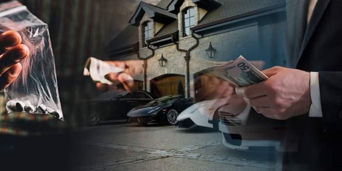 Viață de nabab pentru cel mai bogat traficant de droguri din Capitală / Detalii exclusive