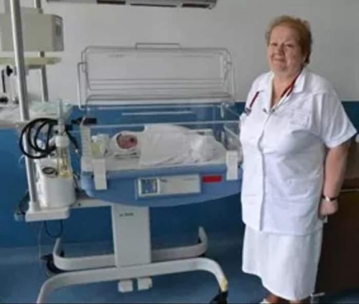 Emilia Biber in spital!