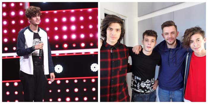 Colaj cu Iulian Selea si trupa Maxim.