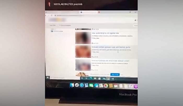 """Școala online face noi victime! Un profesor universitar din Sibiu, prins de studenți în """"flagrant"""". Naviga pe un site cu anunțuri ale unor prostituate / VIDEO"""