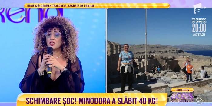 Minodora la Acces Direct!