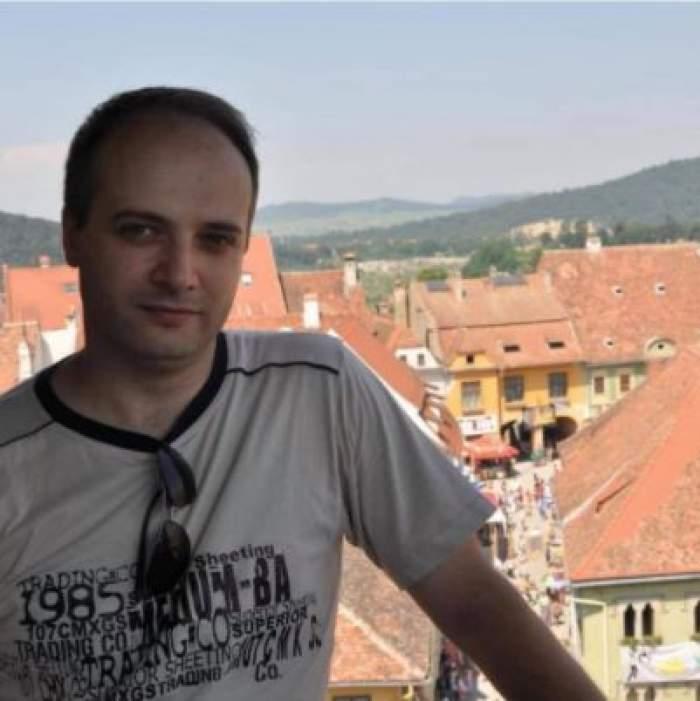 El e medicul de gardă de la Piatra Neamț care s-a luptat cu flăcările pentru a salva viețile pacienților. Acum se află în stare gravă
