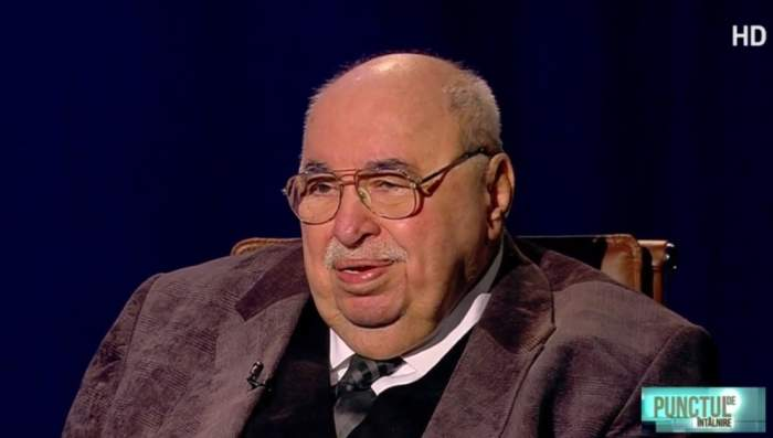 Alexandru Oproiu in emisiune.