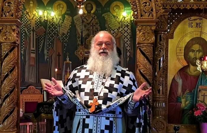 Cine a fost părintele Ghelasie Țepeș, care a murit de Covid-19, și ce legatură avea cu Arsenie Boca