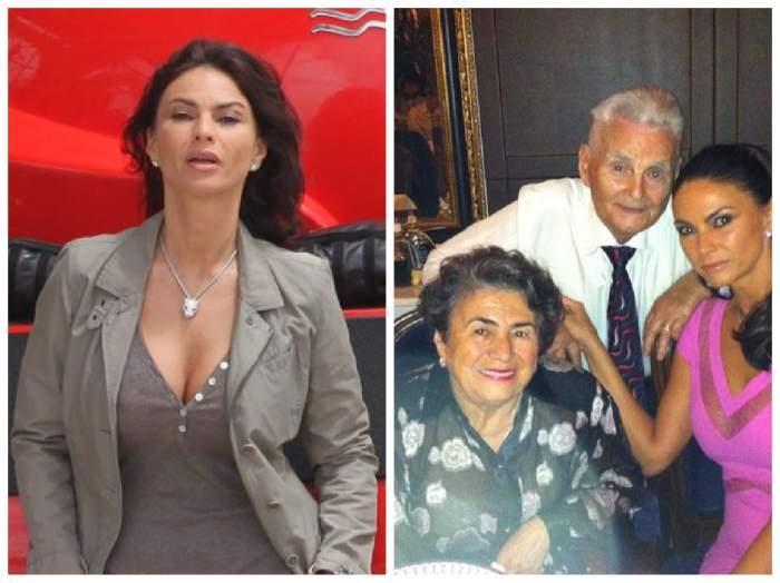 Colaj cu Ramona Badescu si parintii ei.