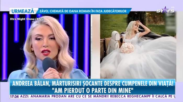Vestea șocantă pe care i-a dat-o Andreea Bălan iubitului său, despre problemele sale de sănătate. Reacția lui Tiberiu Argint