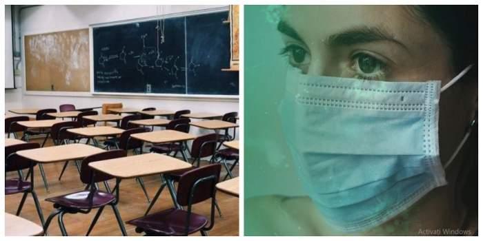 Constanța intră în scenariul roșu! Școlile se închid, iar localnicii sunt obligați să poarte peste tot masca de protecție