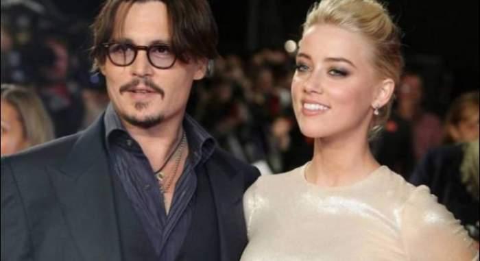 """Johnny Deep, declarat un """"bătăuș de femei""""! Celebrul actor a pierdut procesul împoriva lui Amber Heard"""