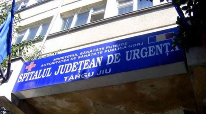 Sigla Spitalului Județean Târgu Jiu