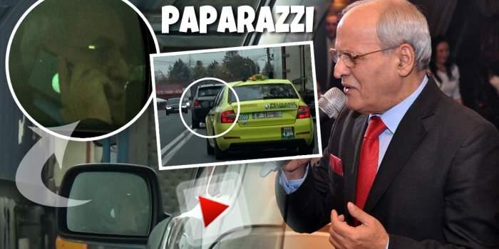 Nelu Ploieșteanu își respectă ținuta, dar nu și legea! Cum a fost surprins în trafic celebrul lăutar, chiar alături de soție. Imagini cu artistul / PAPARAZZI
