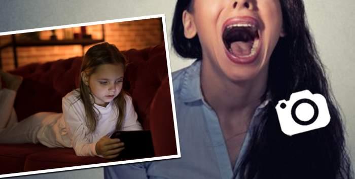 """Fetiță de zece ani, hărțuită de nevasta unui afacerist: """"Știu că se culcă cu tine!"""""""