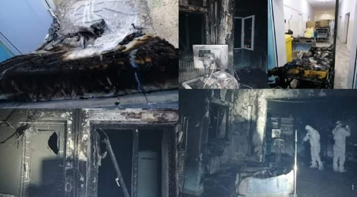 Încă doi pacienți au murit, după tragedia de la Piatra-Neamț! Bilanțul negru a ajuns la 14 victime ale incendiului devastator
