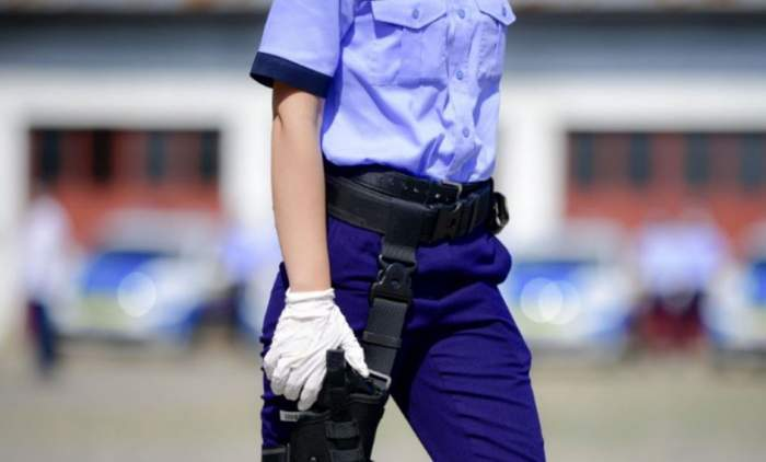 Moarte teribilă în Alba! O polițistă a fost strivită de o autoutilitară pe care nu o asigurase