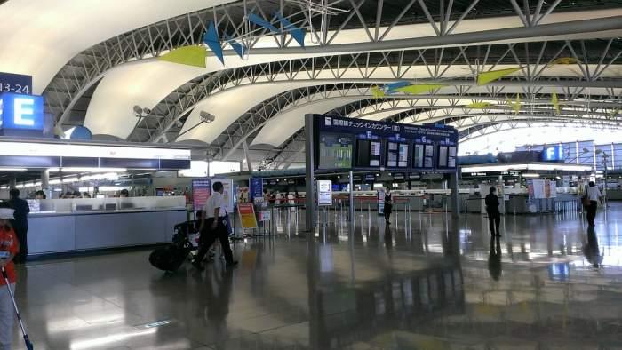 Imagine din aeroport