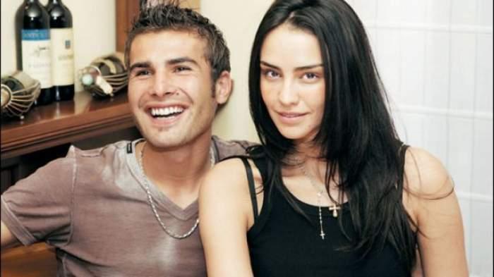 Consuelo și Adrian Mutu, imagine veche