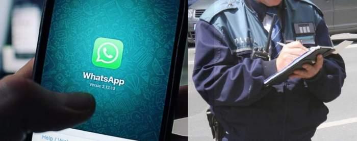 Bărbat din Vaslui, arestat pentru un mesaj pe WhatsApp. Cu cine a încercat să ia legătura