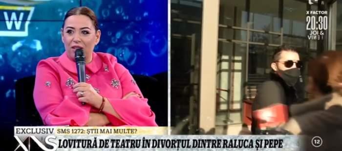 """Oana Roman îi ține partea lui Pepe în scandalul cu Raluca Pastramă. """"A fost acuzat pe nedrept"""" / VIDEO"""