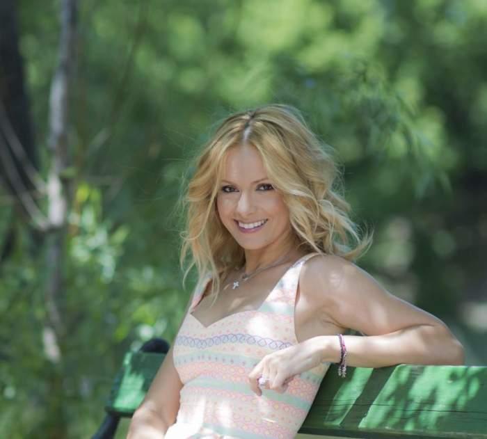 """Cum se menține în formă Simona Gherghe, la 43 de ani, după două nașteri. """"Secretul cred că e să..."""""""