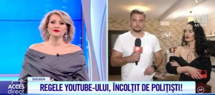 """Irina Lepa spune prin ce a trecut la """"Acces Direct"""""""